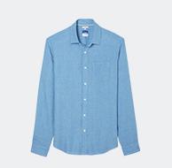 La chemise pur lin