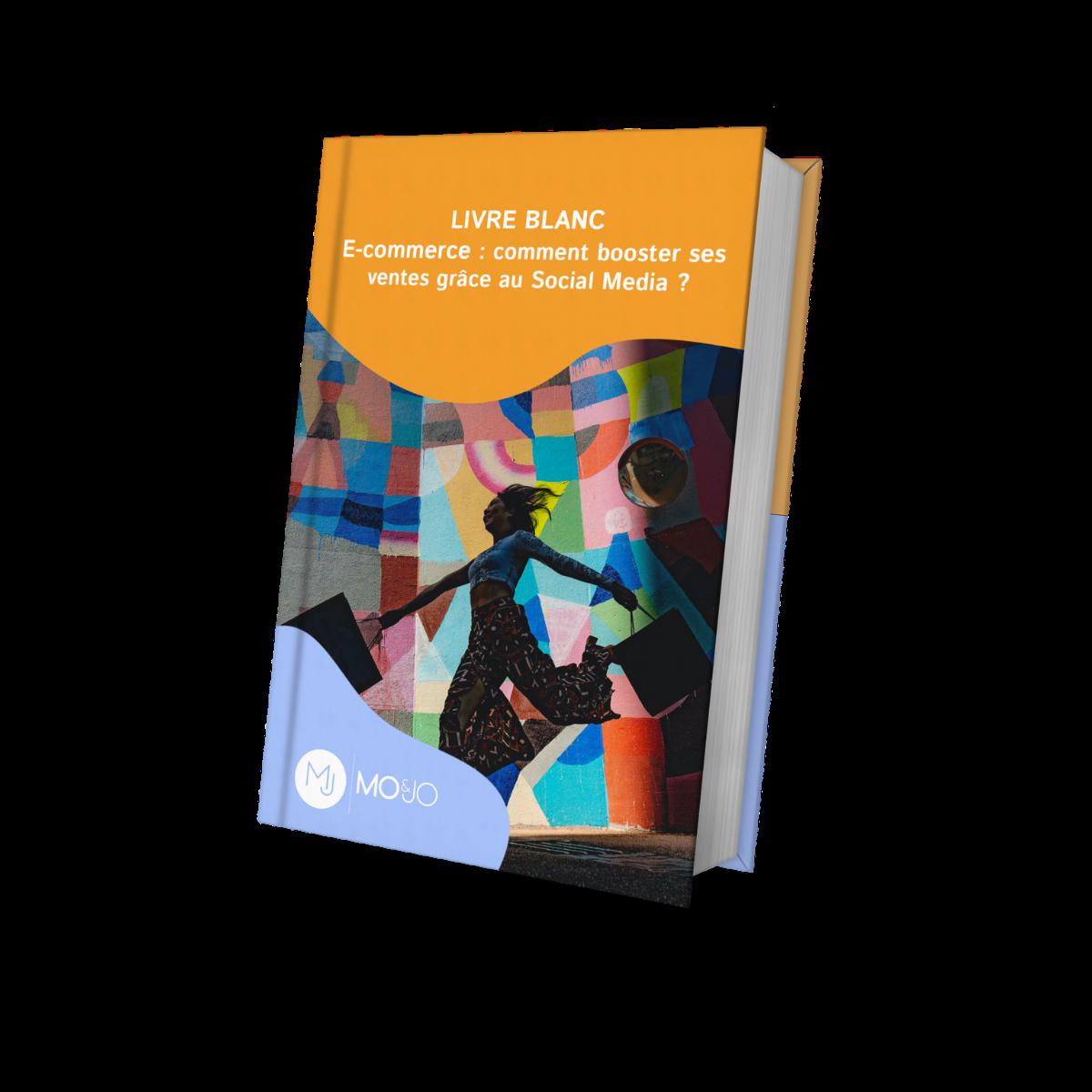 Livre Blanc - Ecommerce, comment booster ses ventes grâce au Social Media ?